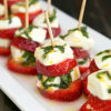 Thumbnail image for Lemon-Basil Strawberry Caprese Recipe
