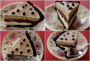 Espresso Ice-Cream Pie Recipe