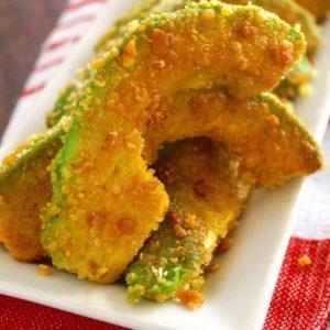 Spiced Avocado Fries Recipe