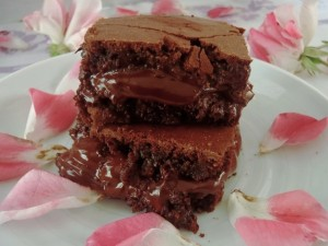 Palm Beach Brownies from Maida Heatter