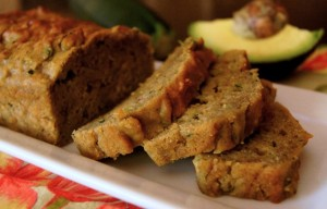Avocado Zucchini Bread Recipe With Olive Oil