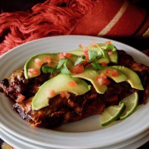 Best Vegetarian Enchiladas Ever