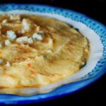 creamy gorgonzola polenta
