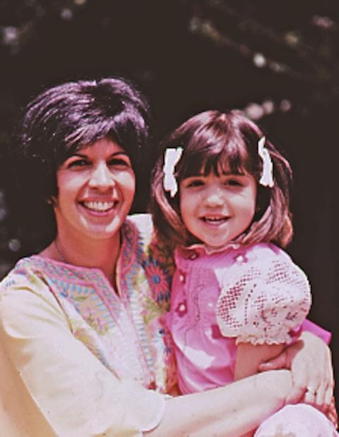 Valentina and her mom