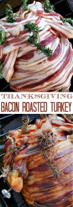 Thanksgiving Recipe: Smoky Paprika-Bacon Roasted Turkey
