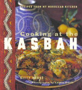Cooking at the Kasbah cookbook cover