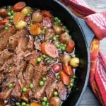 Braised Brisket Stew Recipe