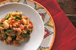 Cannellini Bean-Tuna Salad Recipe Recipe with Lemon-Caper Balsamic Vinaigrette
