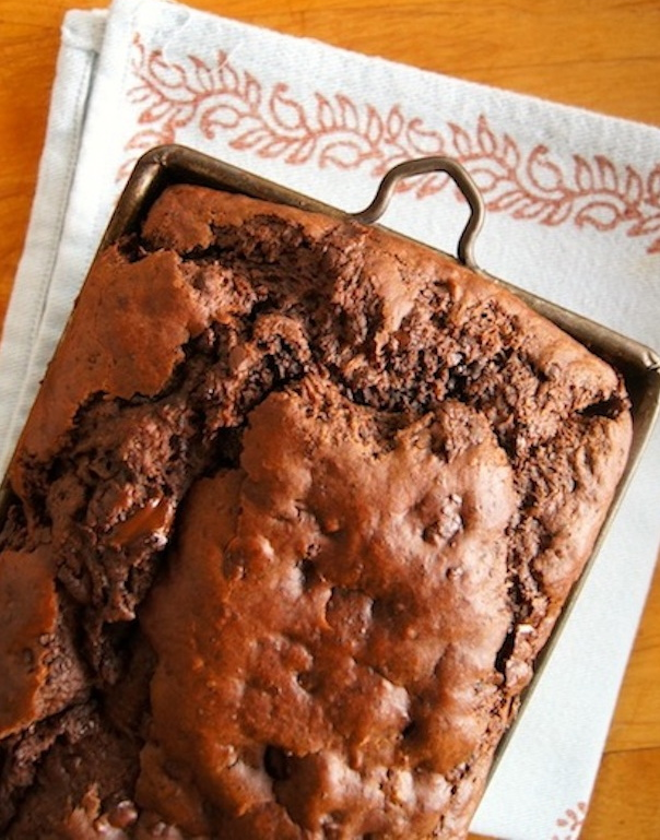 This Chocolate Bread Recipe is so incredibly dreamy -- it's the prefect treat any time of day!