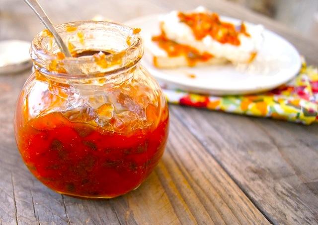 Grapefruit Jalapeno Marmalade Recipe