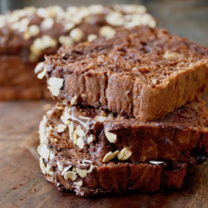 Chocolate Breakfast Bread Recipe