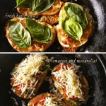 tomato basil bacon grilled cheese