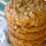 Brown Butter Oatmeal Breakfast Cookies Recipe