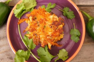 Cinco de Mayo Recipes: Spicy Pepper Jack Potato Pancakes