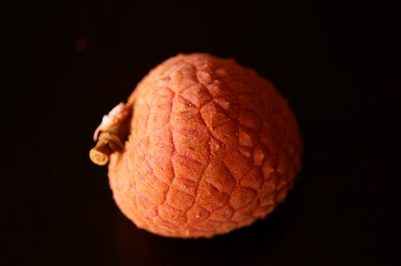 How to Peel and Pit a Lychee
