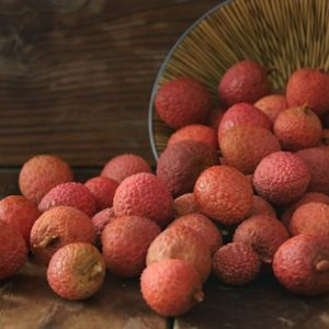 How to Peel and Pit Lychee Fruit