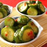 Spicy Pickled Cucumbers Recipe