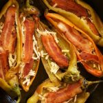 Hatch Chile Pepper Jack Bacon and Eggs Recipe