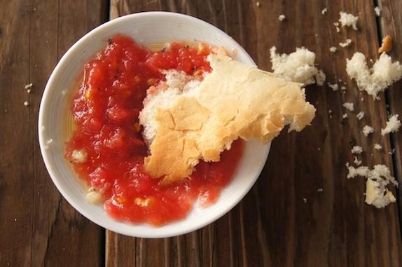 Spanish Tomato Breakfast