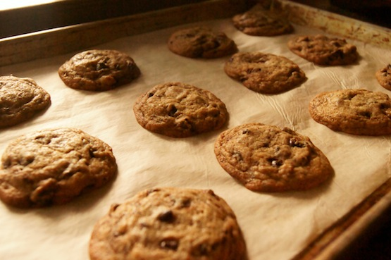 Salted Brown Butter Chocolate Chip Cookie Recipe
