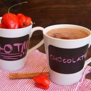 Savina Pepper Hot Chocolate Recipe