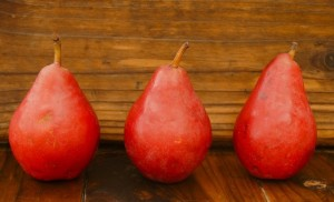 Pears . . . Welcoming Fall