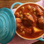 Curried Tomato Beef Stew