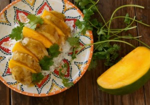 Mango Ginger Chicken Recipe