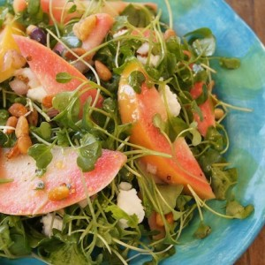 Heirloom Apple Salad Recipe, Starring the Pink Pearl