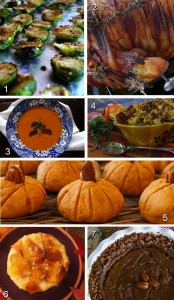 Twelve Amazing Thanksgiving Recipe Ideas