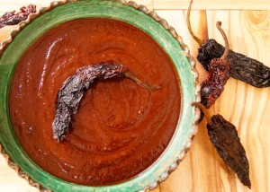Ancho Chile Enchilada Sauce Recipe