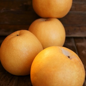 Introducing Korean Pears