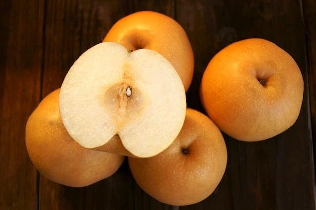 Introducing Korean Pears
