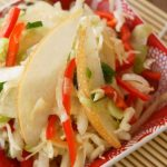 Asian Style Slaw with Korean Pears