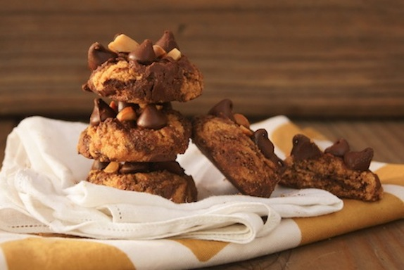 Gluten Free Chocolate Peanut Butter Cookie Recipe