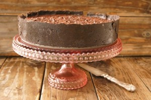 No-Bake Chocolate Espresso Cheesecake Recipe