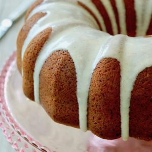 Easy Eggnog Bundt Cake Recipe