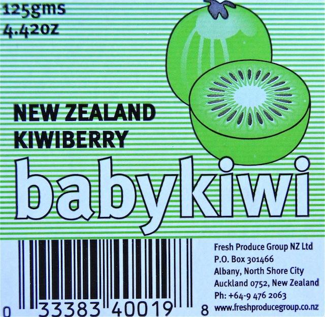 New Zealand Baby Kiwis