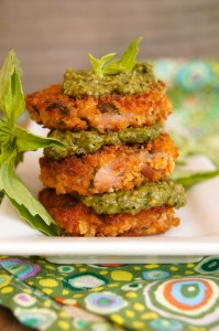 Risotto Cakes - the perfect use of leftover risotto! | Cooking On The Weekends