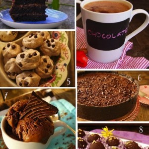Valentine's Day Chocolate Recipes – 2013!