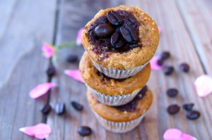Chocolate Truffle Espresso Muffin Recipe