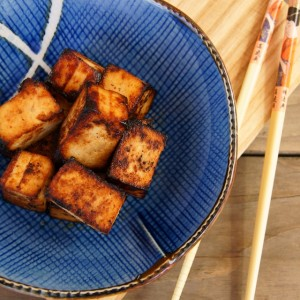 Miso Garlic and Ginger Tofu Recipe