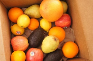 Organic Fruit Box From Melissa's