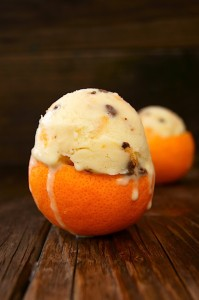 Pixie Tangerine-Mascarpone Ice Cream Recipe | Cooking On The Weekends