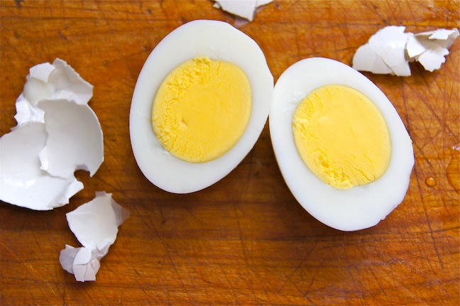 How To Hard Boil Eggs – weekend recipes