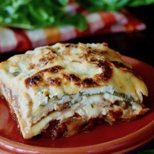 Swiss Chard Lasagna Recipe