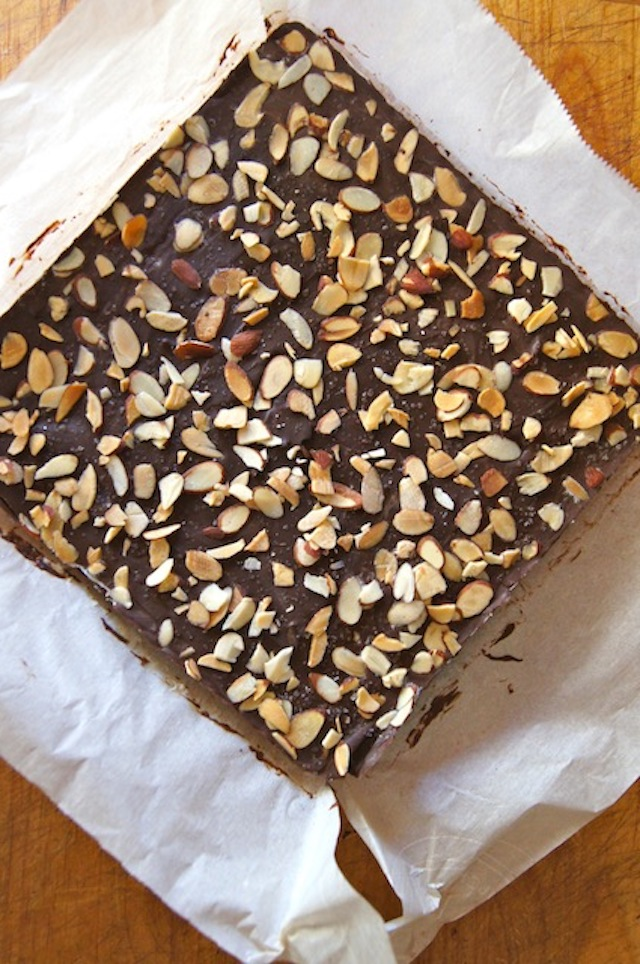Chocolate Almond Nougat Recipe