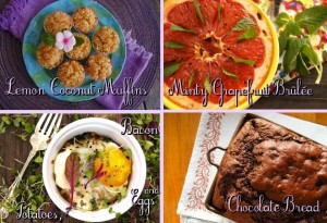 Mother's Day Brunch Recipes | Cooking On The Weekends