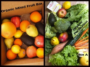 Melissa's Organic Produce Box | Cooking On The Weekends