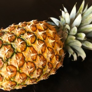 How to Peel and Cut a Pineapple:  A Photographic Guide